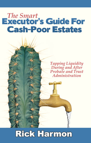 New Book: The Smart Executor's Guide for Cash-Poor Estates